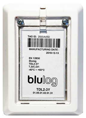 Smaats-Blulog RF Data Logger