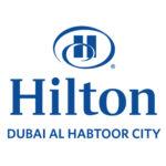 Hilton Dubai logo