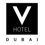 V hotel Dubai logo